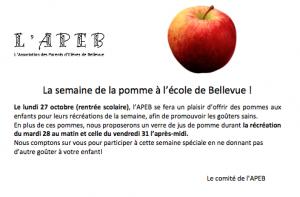 semaine pommes 14